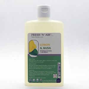 Lemon & Basil fragrance  for Air Purifiers (100ml)