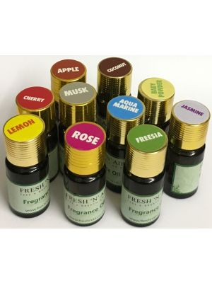 3 x Fragrance oil for oil burners / Mist Diffusers